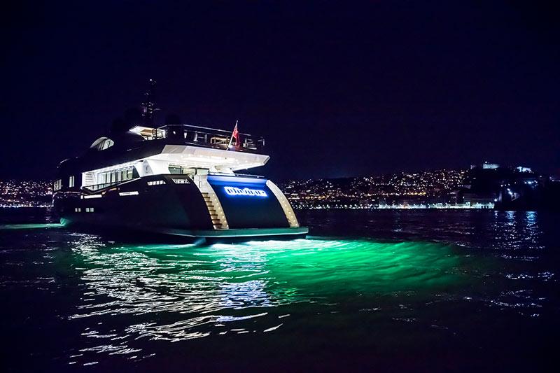 Marine Courtesy Led Lights