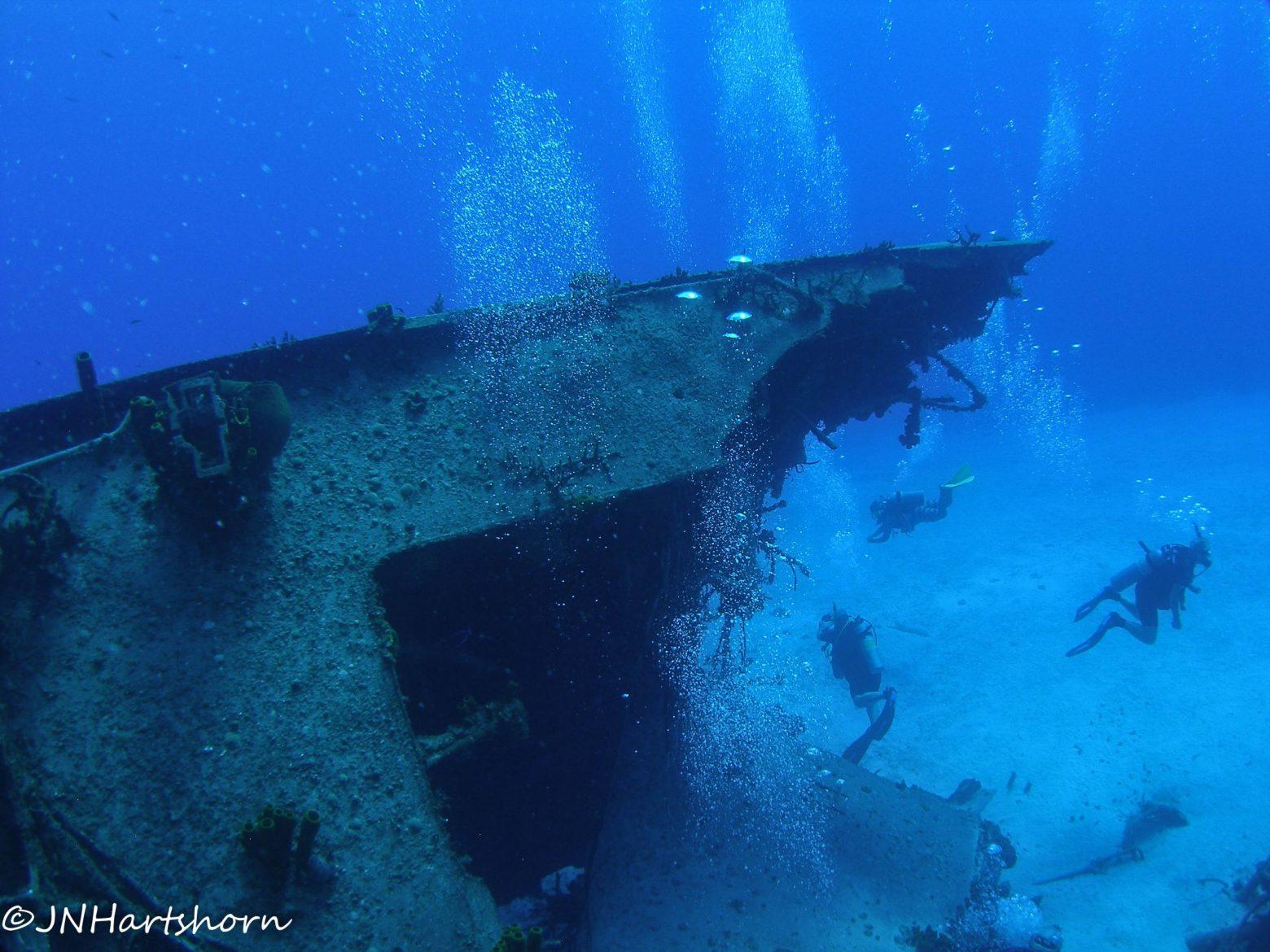 Tibbetts wreck