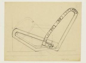 Eileen Gray, dibujos.
