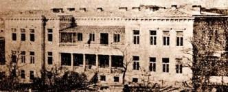 Jelisaveta Načić - Pabellón de Tuberculosis, 1012 - Demolido en 1919