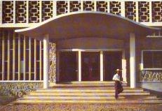Fry, Drew and Partners, Universidad de Ibadán, Nigeria (1949-60)