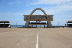 Fry, Drew and Partners, Independence Arch, Accra (Ghana)