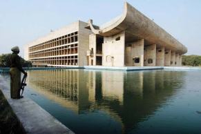 Le Corbusier, Pierre Jeanneret, Jane Drew, and Maxwell Fry, Chandigarh
