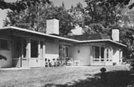 Léonie Geisendorf , Villa Ranangen. 1950