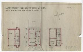 primera casa diseñada por Roque-Gourary
