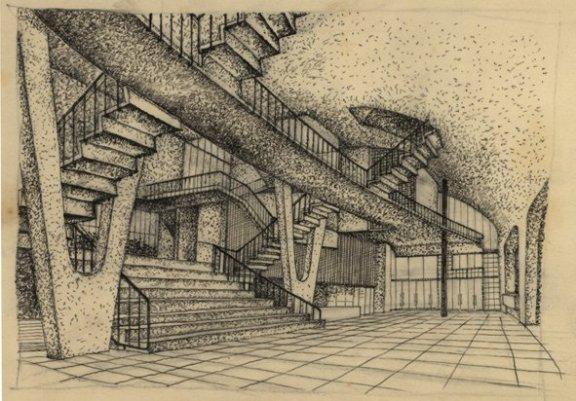 Egle Trincanato, Proyecto Valdagno Cinematografo, 1946