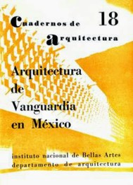 Cuadernos de Arquitectura Nº 18, INBA