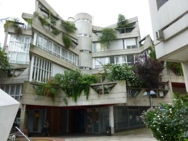 Renée Gailhoustet, Marat, Renovación Centro de Ivry-sur-Seine, 1971-1986