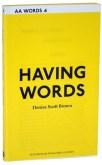 Denise Scott Brown, Having words