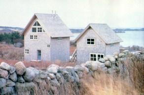 Robert Venturi, Denise Scott Brown & Associates, Coxe-Hayden House and Studio (1981)