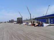 BB+GG Arquitectes Zona de Baños del Forum Barcelona