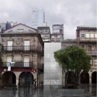 Roser Amadó - B01 Arquitectes. Acceso peatonal centro histórico Vigo