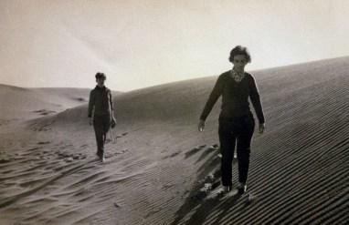 Noemí Goytia en Marruecos