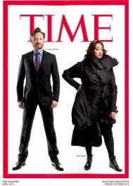 Zaha Hadid, portada Time Magazine 2010