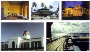Beatriz del Cueto, varias obras publicadas en Archivos de Arquitectura Antillana
