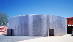 Marianne Burkhalter + Christian Sumi - Onoma Pavilion for Expo 02, Yverdon, 2002