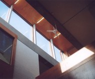 Grafton Architects: Yvonne Farrell, Shelley McNamara; Urban Institute of Ireland, University College Dublin, 2002