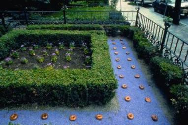 Martha Schwartz, Bagel Garden
