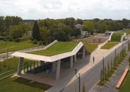 Hilde Léon, Campus de la Universidad Técnica, Garching
