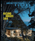 Anne Fougeron, Fall House, portada de Architectural Record, 2010.