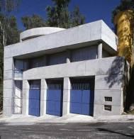 Clara De Buen Richkarday. Casa OE, Ciudad de México, 1995-97