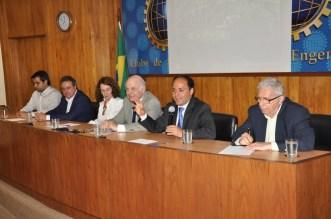 Verena Andreatta, presentación del Plan de revitalización del centro de Niteroi