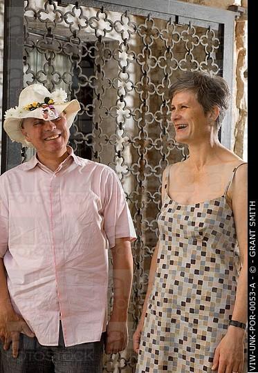 Sarah Wigglesworth y Jeremy Till, 2006