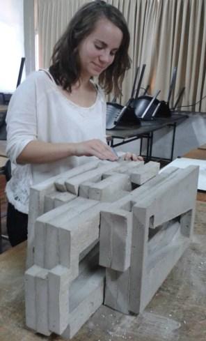Viviana Colautti, trabajos de la Cátedra de Morfología, Universidad Católica de Córdoba