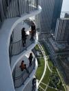 Jeanne Gang. Studio Gang Architects. Aqua Tower