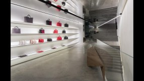 Farshid Moussavi, Victoria Beckham Flagship Store
