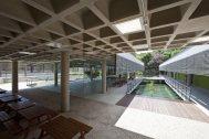 Paula Zasnicoff, Arquitetos Associados. Centro Educativo Burle Marx-INHOTIM