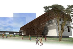 Winka Dubbeldam. MCF Academy- Sustainable Village. Liberia.