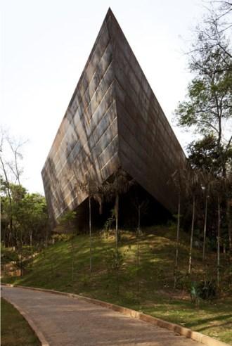 Paula Zasnicoff, Arquitetos Associados. Galería Miguel Río Branco- INHOTIM
