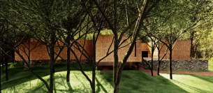 Paula Zasnicoff, Arquitetos Associados. Galería Claudia Andujar INHOTIM
