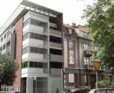 Ksenija Bulatović. Edficio Residencial en Belgrade