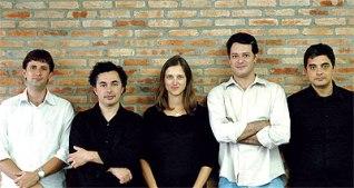 Paula Zasnicoff y su equipo