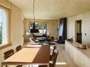 Zita Cotti. Casa de Alquiler Firstweg, Rigi Kaltbad, 2012-2013