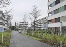 Maria Viñe, mavo gmbh und Neuland ArchitekturLandschaft, desarrollo residencial en Vieri Schwerzenbach