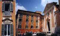 Plautilla Bricci, Palazzo Testa-Piccolomini, Roma
