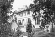 Elizabeth Ayer, casa Langdon C. Henry