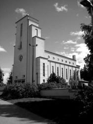 Elsi Borg, iglesia Taulumäki,Jyväskylä, Finlandia,1928