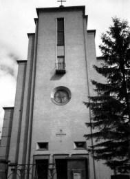 Elsi Borg, iglesia TaulumäkiJyväskylä, Finlandia, 1928