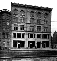 Josephine Wright Chapman, Edificio para el club New Century, Boston, Massachussetts, 1903