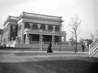 Josephine Wright Chapman, Pabellón de Nueva Inglaterra en la Exposición Panamericana de Buffalo, Nueva York, 1901