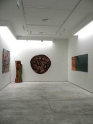 Patricia Llosa, Rodolfo Cortegana. Galeria Vertice. 2006