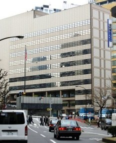 Norma Merrick Sklarek, Embajada de Estados Unidos en Tokio