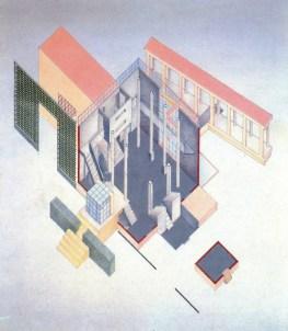 Diana Agrest y Mario Gandelsonas, Summer house, 1977