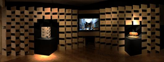 Tania Gebauer y Eugenio Ortúzar, Bienal de Venecia