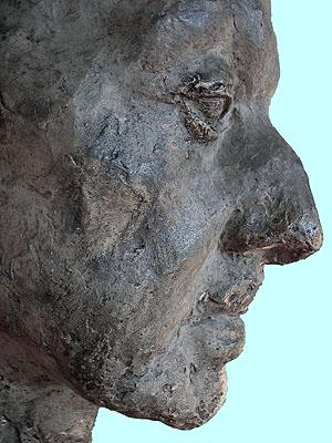 Flora Steiger-Crawford, Escultura