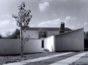 Simone Guilissen-Hoa. Casa de vacaciones Jean Wittman, Brabant Flamand, Bélgica